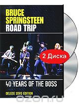 Bruce Springsteen: Road Trip: 40 Years Of The Boss (2 DVD)