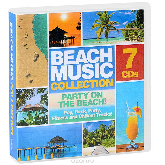Beach Music Collection (7 CD)