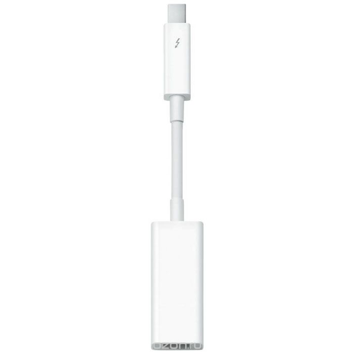 Apple Thunderbolt-FireWire адаптер (MD464ZM/A)