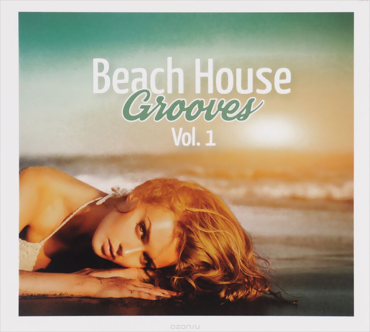 Beach House Grooves Vol. 1 (2 CD)