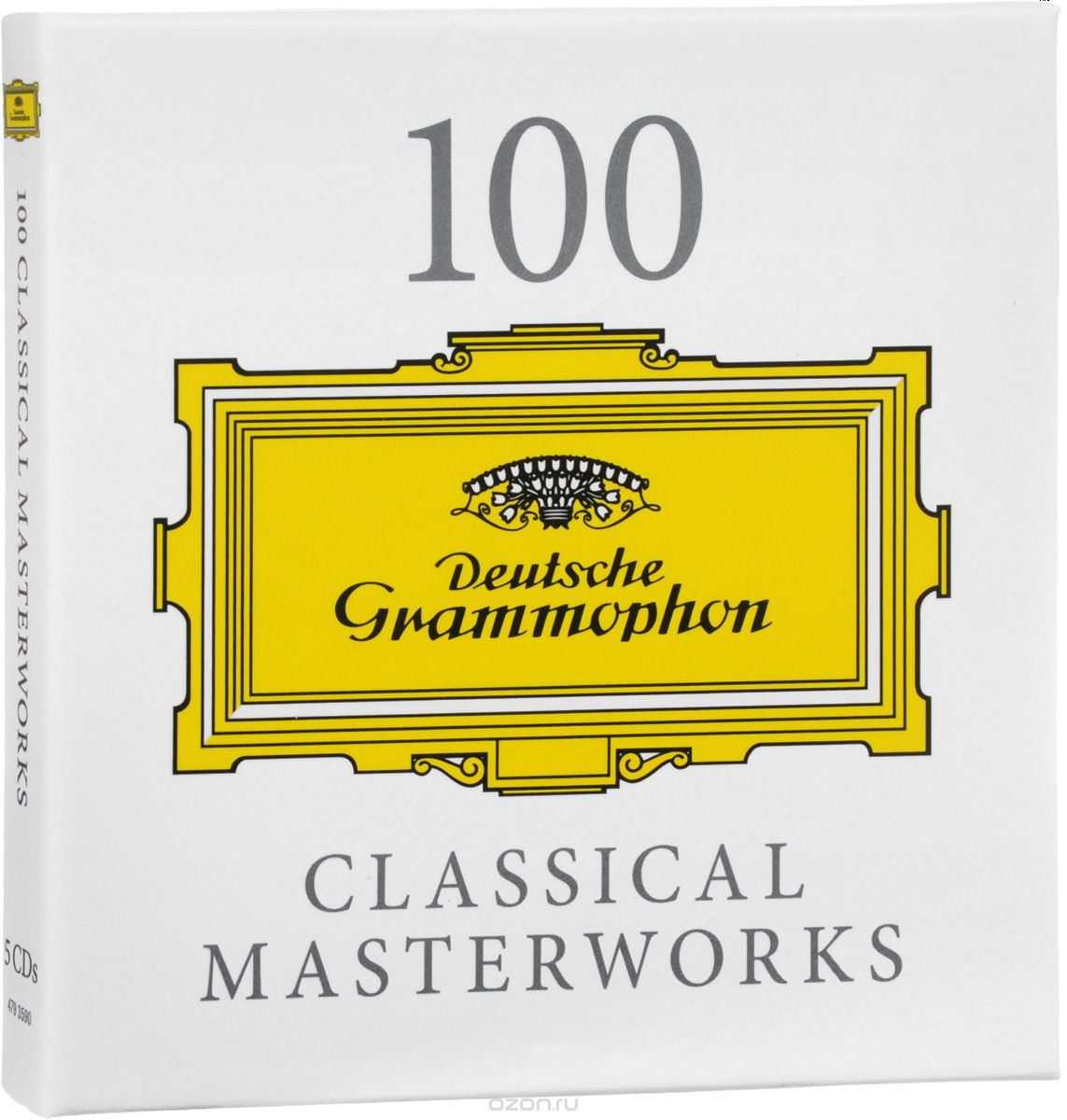 100 Classical Masterworks (5 CD)
