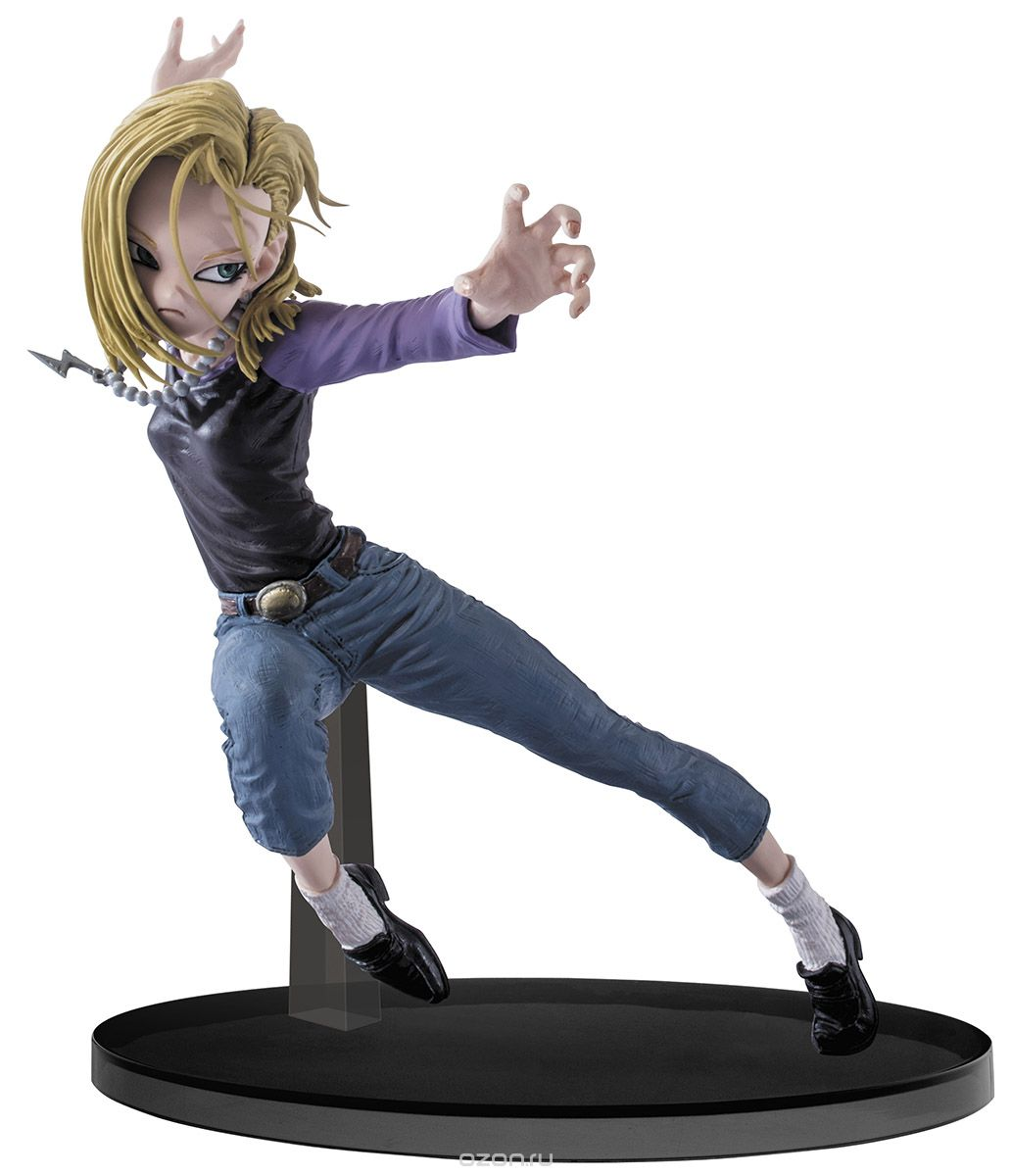 Bandai 'игурка Dragon Ball Z Colosseum SCultures Big Budoukai 6 Vol.3 Android 18